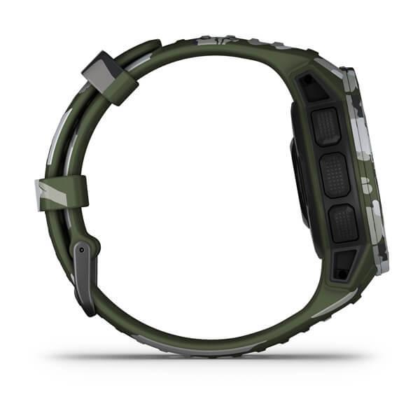 GR Instinct Solar Camo Ed GPS Watch Lich