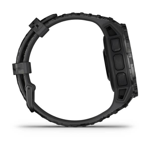 GR Instinct Solar Camo Ed GPS Watch Grap