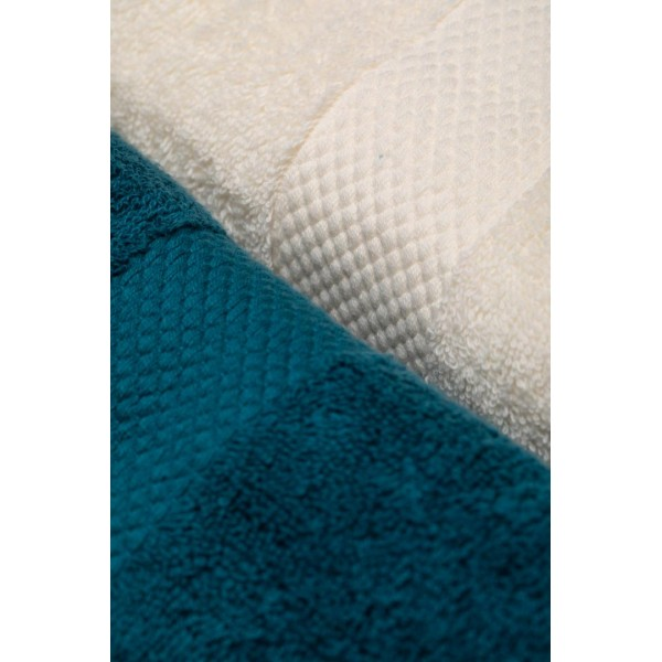 SET 4 PROSOAPE BAIE 30X50 CM - BLUE MIX