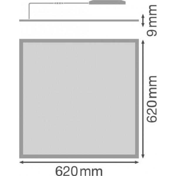 PANOU LED LEDVANCE 4058075225497