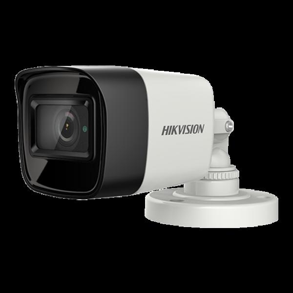 Camera 4 in 1, ULTRA LOW-LIGHT, 5MP, lentila 2.8mm, IR 30m DS-2CE16H8T-ITF-2.8mm
