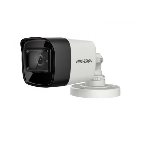Camera 4 in 1, 8MP, lentila 2.8mm, IR 30m - HIKVISION DS-2CE16U1T-ITF-2.8mm