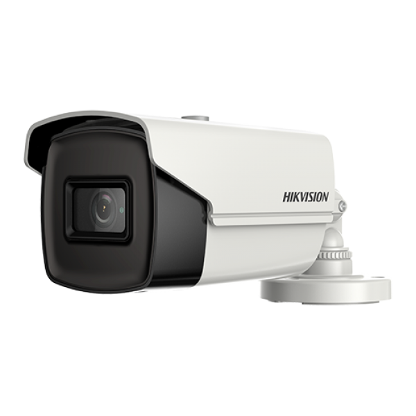 Camera 4 in 1, 8MP, lentila 2.8mm, IR 60m - HIKVISION DS-2CE16U1T-IT3F-2.8mm