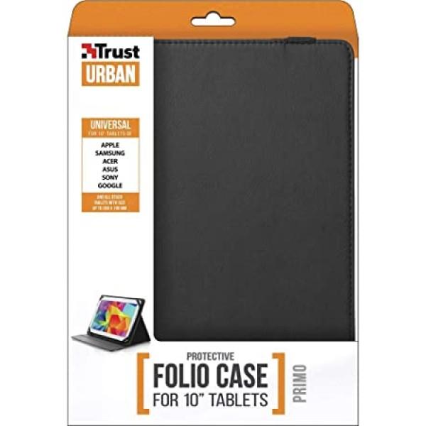"""Trust Primo Universal Folio Case 10.1"""" B"""