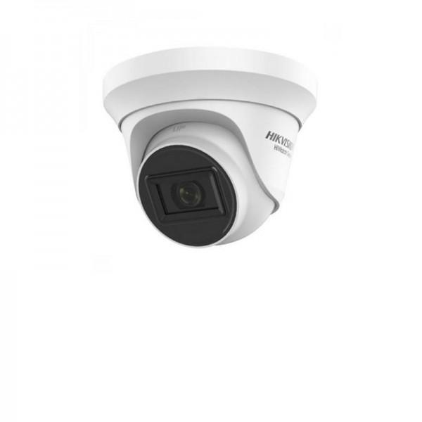 Camera de supraveghere Turbo HD Turret, 4MP, IR 30m, 2.8mm, Hiwatch HWT-T281-M-28