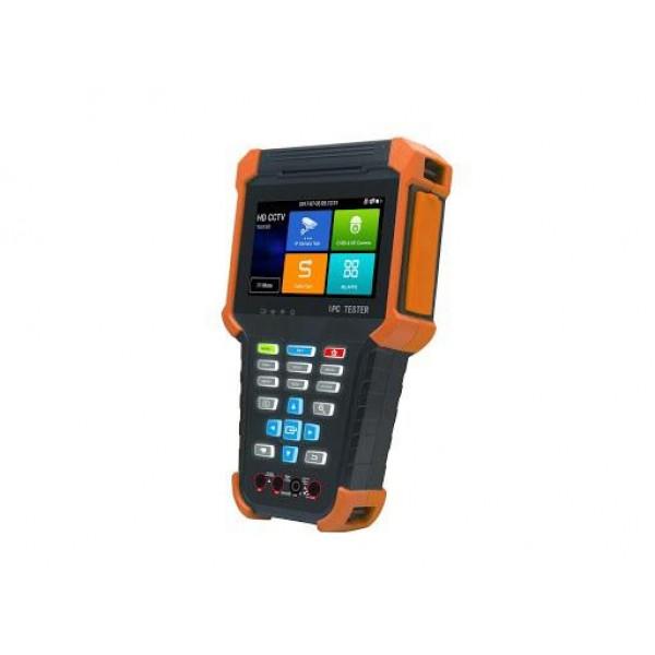 Tester CCTV 4inch multimeter cab. tracer