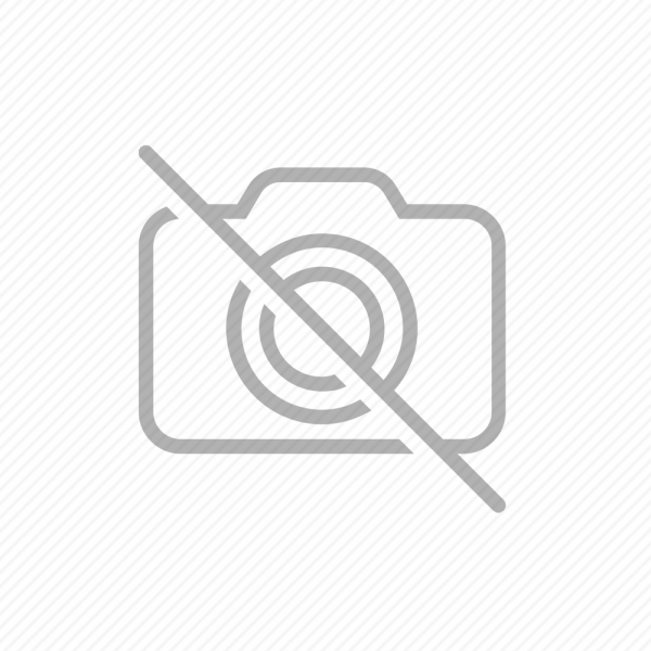 Set de clanta tubulara si maner drept cu rozeta rotunda YH-D9167